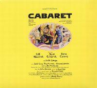 Cover Musical - Cabaret [1966]